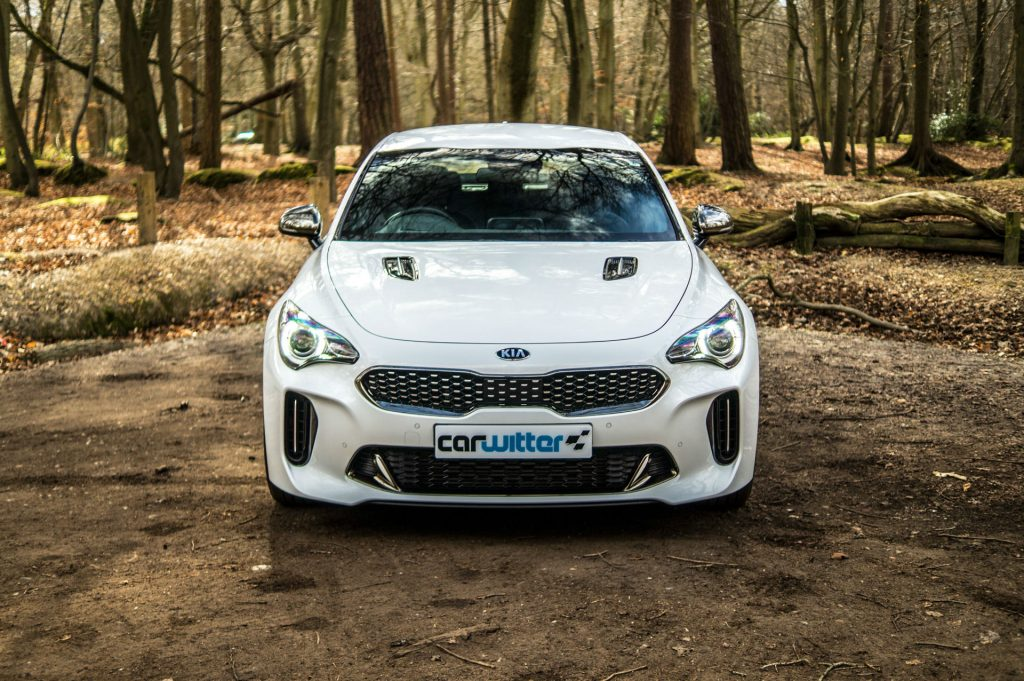 2018 Kia Stinger 2.0 T GDI Review Front Scene carwitter 1024x681 - Kia Stinger 2.0 litre turbo Review - Kia Stinger 2.0 litre turbo Review