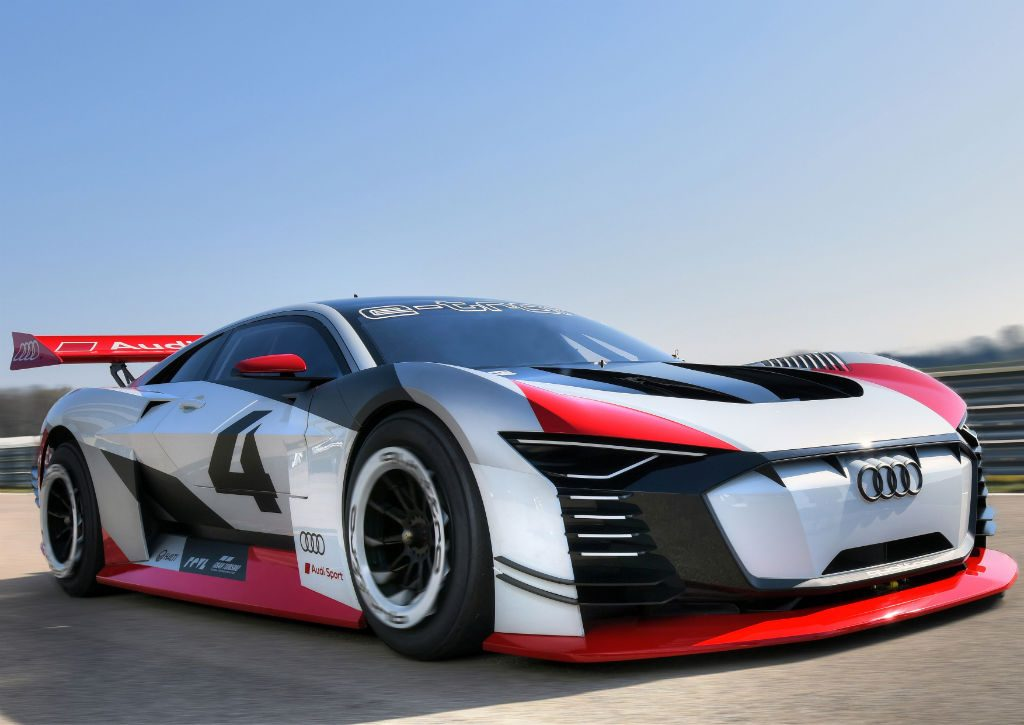 Audi e tron Vision Gran Turismo Concept Front 1024x725 - Audi e-tron Vision Gran Turismo is becoming reality - Audi e-tron Vision Gran Turismo is becoming reality