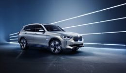 BMW iX3 Concept Car 260x150 - BMW Preview iX3 Concept Car - BMW Preview iX3 Concept Car