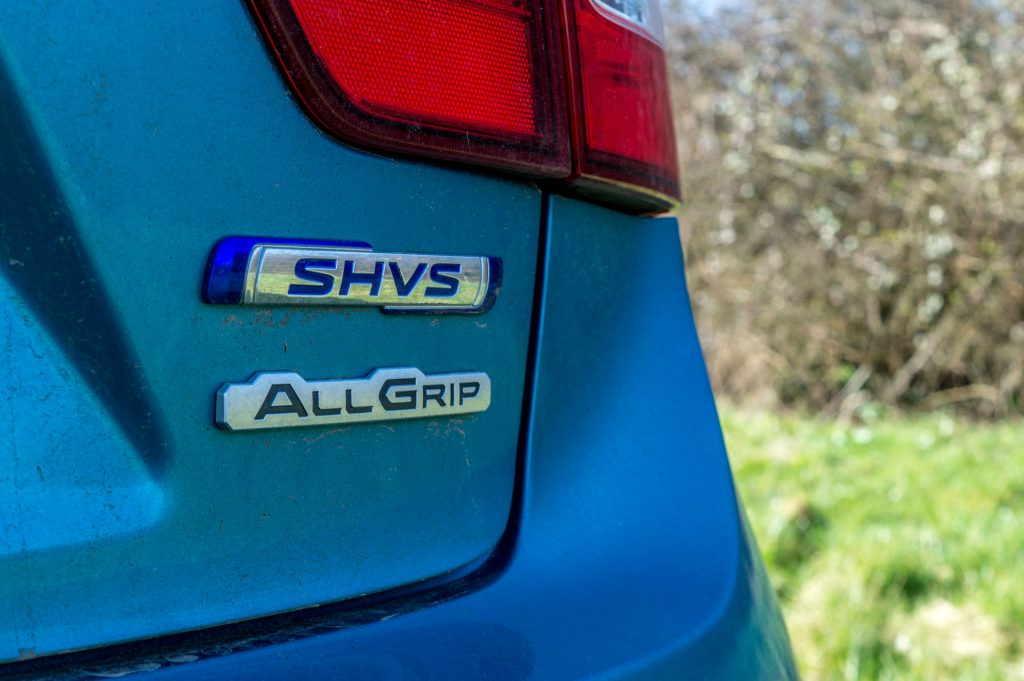2018 Suzuki Ignis AllGrip Off Road Review AllGrip Badge carwitter 1024x681 - Suzuki Ignis AllGrip Off-Road Review - Suzuki Ignis AllGrip Off-Road Review