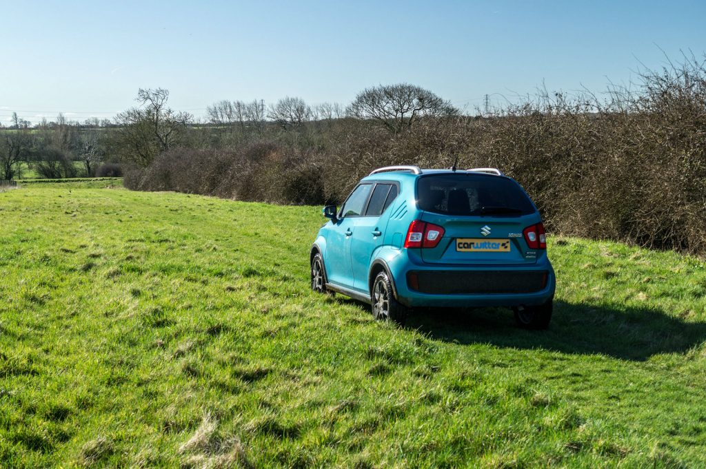 2018 Suzuki Ignis AllGrip Off Road Review Field carwitter 1024x681 - Suzuki Ignis AllGrip Off-Road Review - Suzuki Ignis AllGrip Off-Road Review