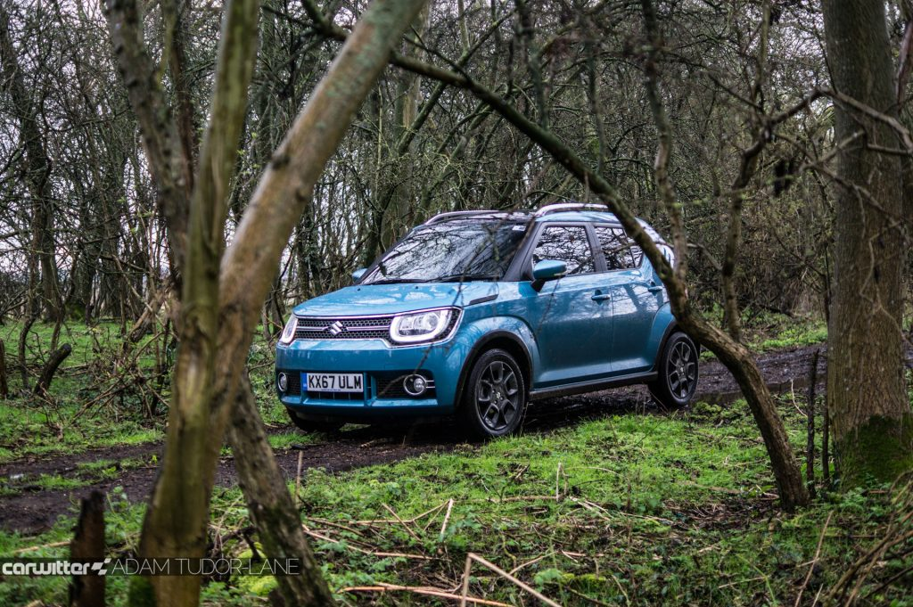 2018 Suzuki Ignis AllGrip Off Road Review Green Lane carwitter 1024x681 - Suzuki Ignis AllGrip Off-Road Review - Suzuki Ignis AllGrip Off-Road Review