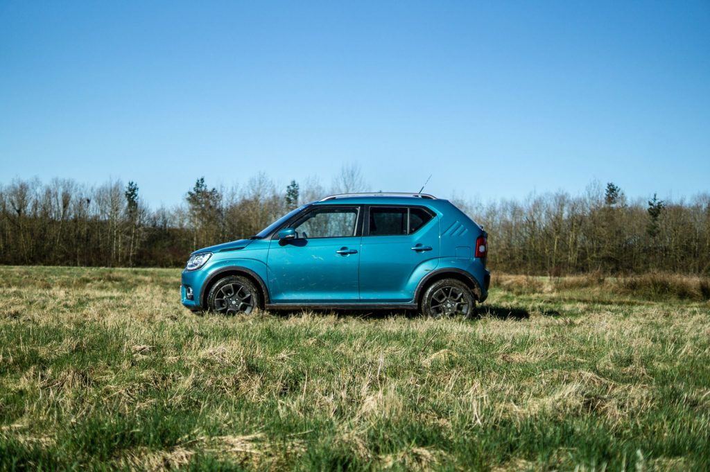 2018 Suzuki Ignis AllGrip Off Road Review Side carwitter 1024x681 - Suzuki Ignis AllGrip Off-Road Review - Suzuki Ignis AllGrip Off-Road Review