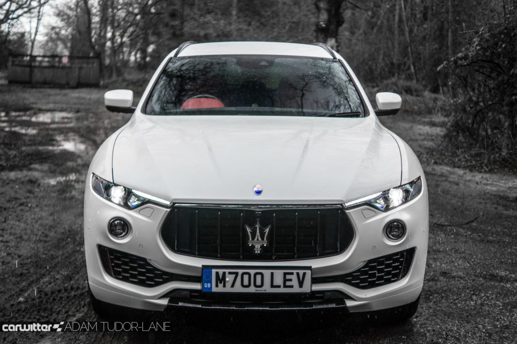 Maserati Levante S Review Front Close carwitter 1024x681 - A guide to selling a private number plate - A guide to selling a private number plate