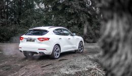 Maserati Levante S Review Rear Scene carwitter 260x150 - 7 tips to select the perfect insurance type for your car - 7 tips to select the perfect insurance type for your car