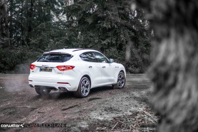 Maserati Levante S Review Rear Scene carwitter 400x266 - 7 tips to select the perfect insurance type for your car - 7 tips to select the perfect insurance type for your car