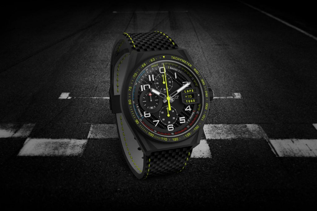 PaceMasters Paddock Chonograph 001 carwitter 1024x683 - This F1 inspired watch looks incredible - This F1 inspired watch looks incredible