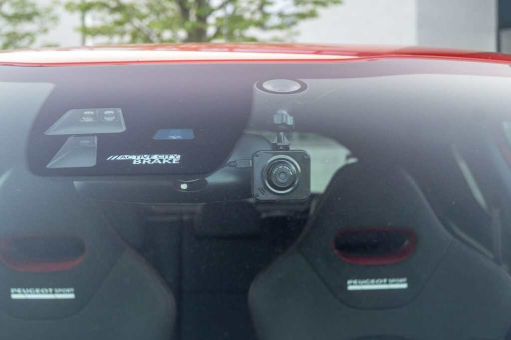 ProofCam PC 105 HD Review 002 carwitter 1024x681 - ProofCam PC 105 HD Dash Cam Review - ProofCam PC 105 HD Dash Cam Review
