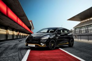 Renault Clio R.S.18 Front carwitter 300x200 - 15 murdered out RenaultSport Clio's coming to the UK - 15 murdered out RenaultSport Clio's coming to the UK