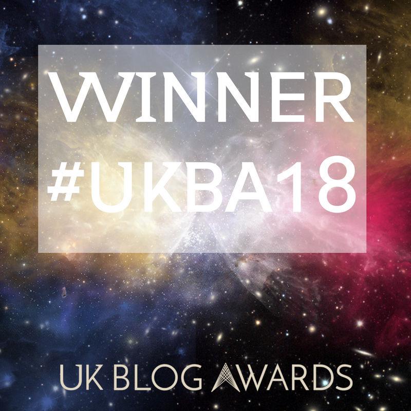 UK Blog Awards 2018 Winner carwitter - Press - UK Blog Awards 2018 Winner - carwitter