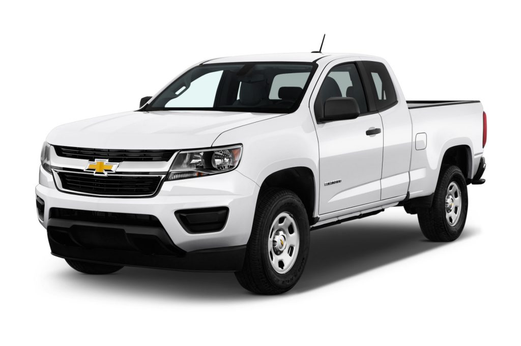 2016 Chevrolet Colorado carwitter 1024x680 - Top 7 Cars with the Highest Resale Values in the US - Top 7 Cars with the Highest Resale Values in the US