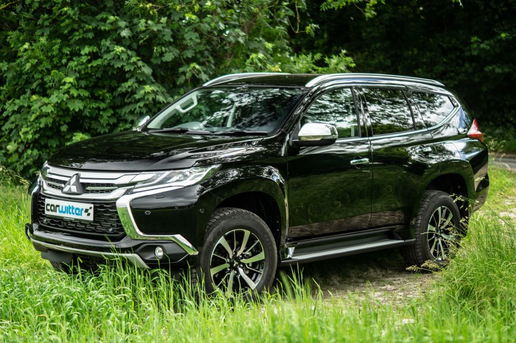 2018 Mitsubishi Shogun Sport Review Front Angle Close carwitter 1024x681 - Mitsubishi Shogun Sport Review - Mitsubishi Shogun Sport Review