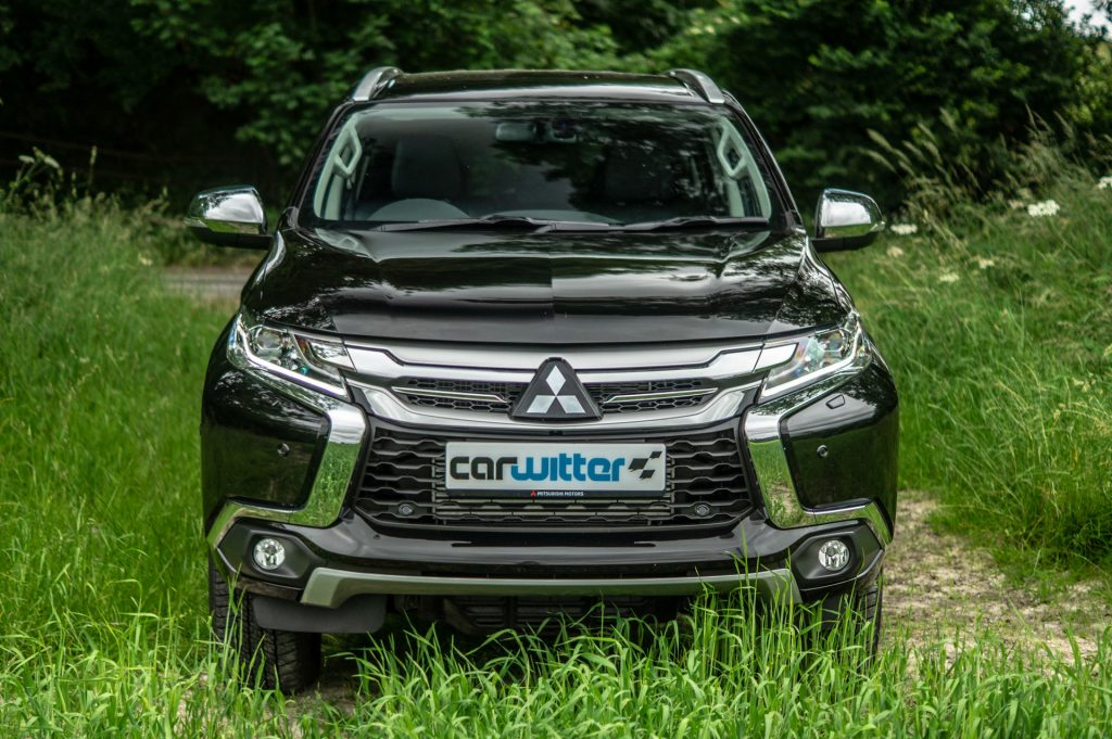 2018 Mitsubishi Shogun Sport Review Front carwitter 1024x681 - Mitsubishi Shogun Sport Review - Mitsubishi Shogun Sport Review
