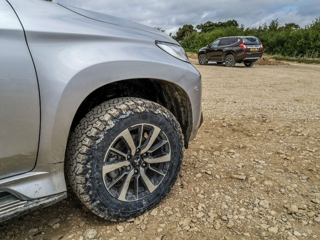 2018 Mitsubishi Shogun Sport Review Off Road 1 carwitter 1024x768 - Mitsubishi Shogun Sport Review - Mitsubishi Shogun Sport Review