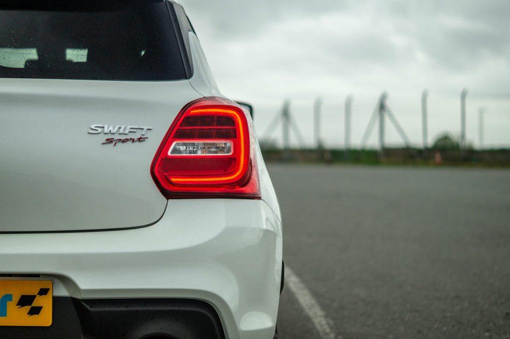 2018 Suzuki Swift Sport Review Brake Light Detail carwitter 1024x681 - 2018 Suzuki Swift Sport Review - 2018 Suzuki Swift Sport Review