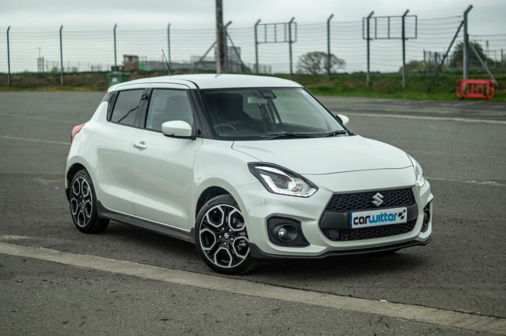 2018 Suzuki Swift Sport Review Front Angle carwitter 1024x681 - 2018 Suzuki Swift Sport Review - 2018 Suzuki Swift Sport Review