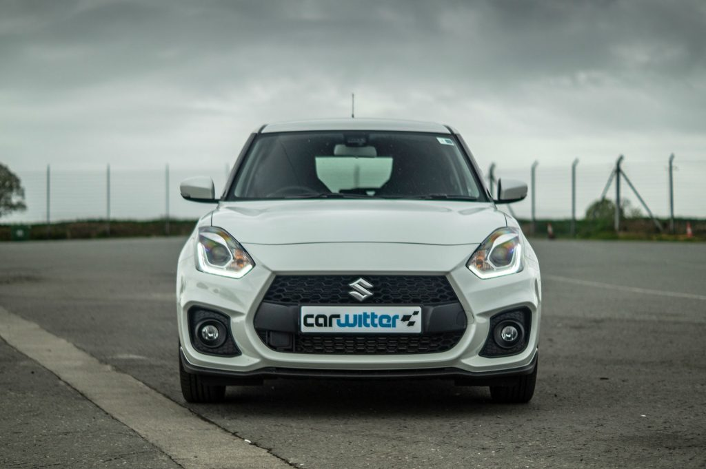2018 Suzuki Swift Sport Review Front Low carwitter 1024x681 - 2018 Suzuki Swift Sport Review - 2018 Suzuki Swift Sport Review