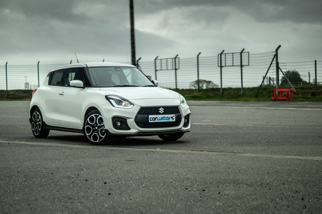 2018 Suzuki Swift Sport Review Main carwitter 1024x681 - How To Go About Buying Your First Car - How To Go About Buying Your First Car