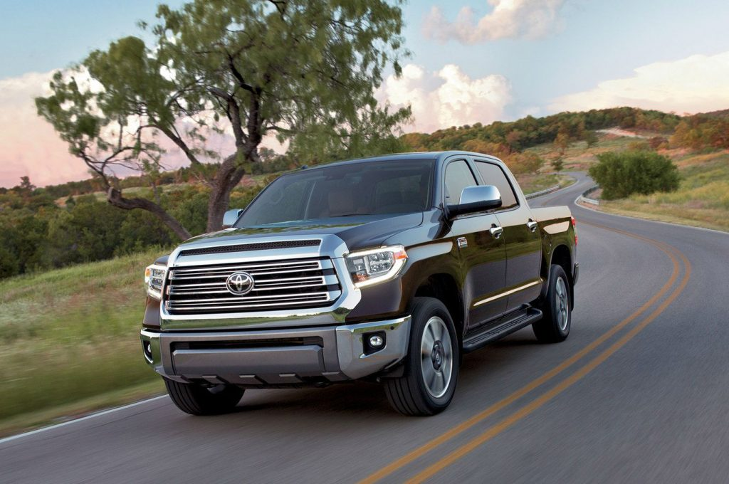 2018 Toyota Tundra carwitter 1024x680 - Top 7 Cars with the Highest Resale Values in the US - Top 7 Cars with the Highest Resale Values in the US