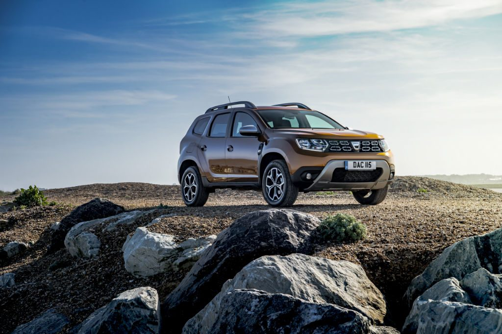 Dacia Duster 2018 1024x682 - Dacia Announce Pricing and Specification for new Duster - Dacia Announce Pricing and Specification for new Duster