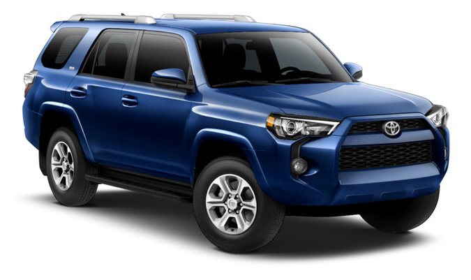Toyota 4runner carwitter - Top 7 Cars with the Highest Resale Values in the US - Toyota 4runner - carwitter