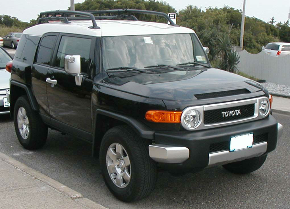 Toyota FJ Cruiser carwitter - Top 7 Cars with the Highest Resale Values in the US - Toyota-FJ-Cruiser - carwitter