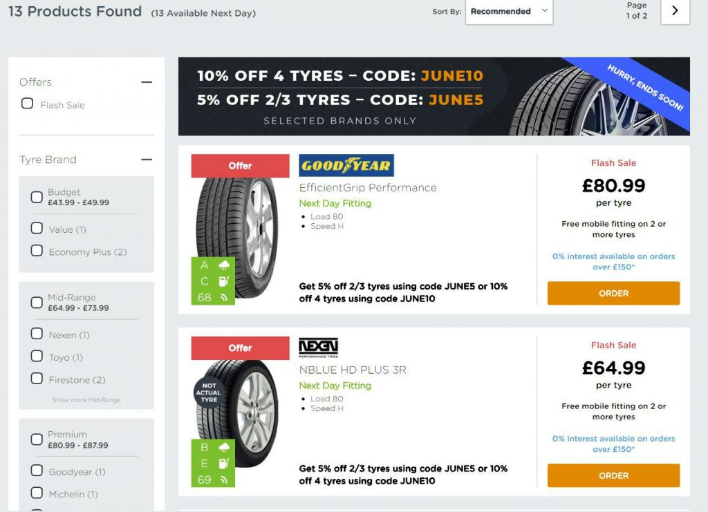 Tyres On The Drive Booking carwitter 1024x741 - Tyres On The Drive Review - Tyres On The Drive Review