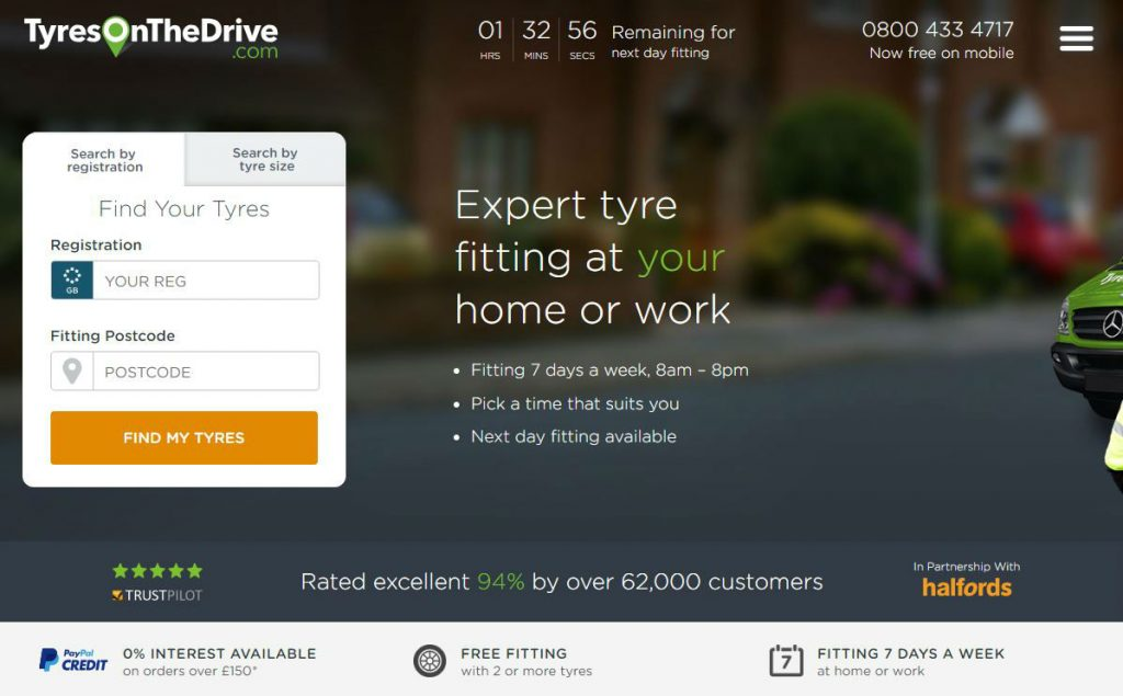 Tyres On The Drive Website carwitter 1024x635 - Tyres On The Drive Review - Tyres On The Drive Review