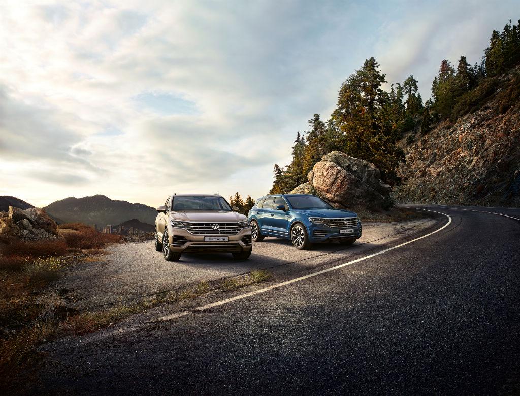 Volkswagen Touareg 2018 - New Volkswagen Touareg Available to Order - New Volkswagen Touareg Available to Order
