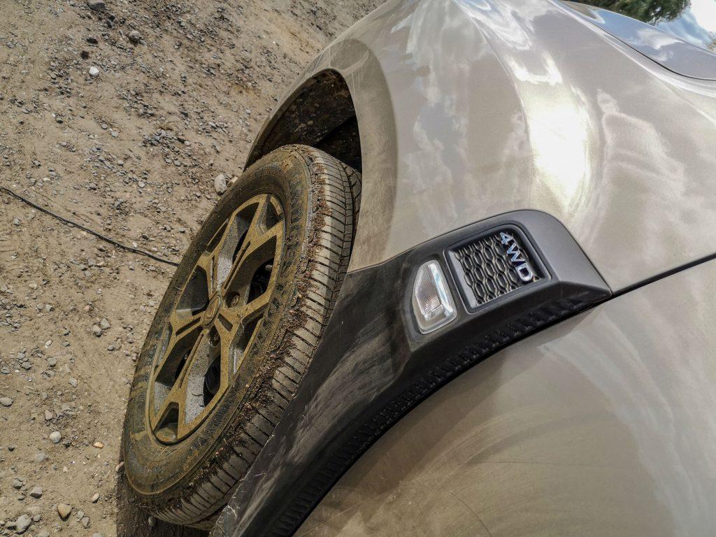 2018 Dacia Duster Review 4WD Logo carwitter 1024x768 - 2018 Dacia Duster Review - 2018 Dacia Duster Review