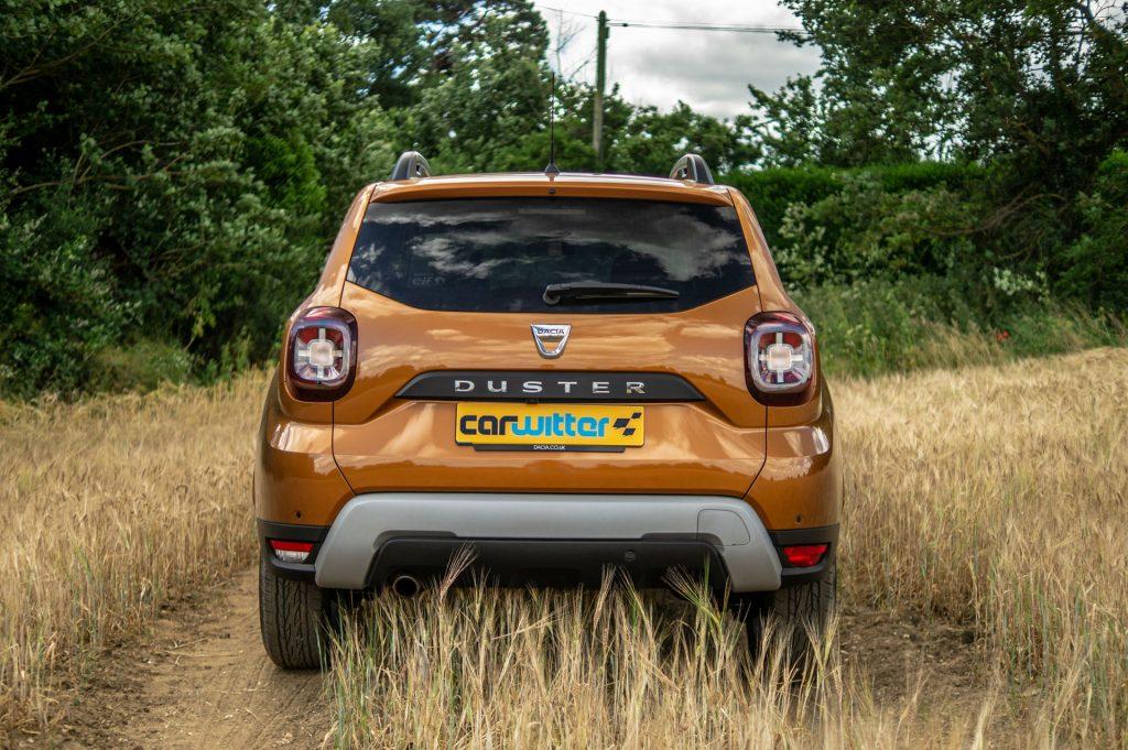 2018 Dacia Duster Review Rear carwitter 1024x681 - 2018 Dacia Duster Review - 2018 Dacia Duster Review