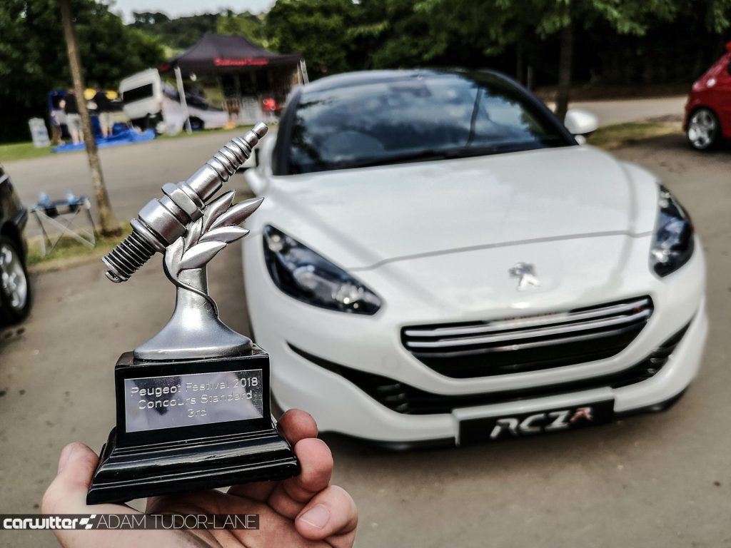 Reep Midlands Review Peugeot RCZ R 022 carwitter 1024x768 - Reep Midlands Review - The Car Spa - Reep Midlands Review - The Car Spa
