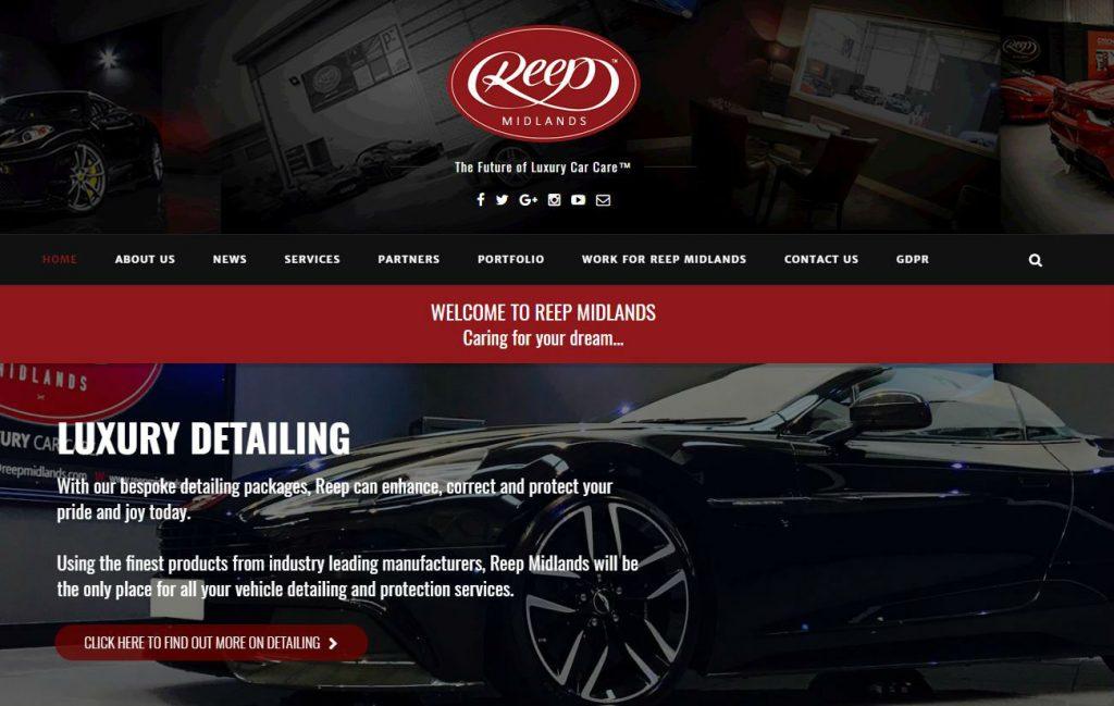 Reep Midlands Website carwitter 1024x649 - Reep Midlands Review - The Car Spa - Reep Midlands Review - The Car Spa