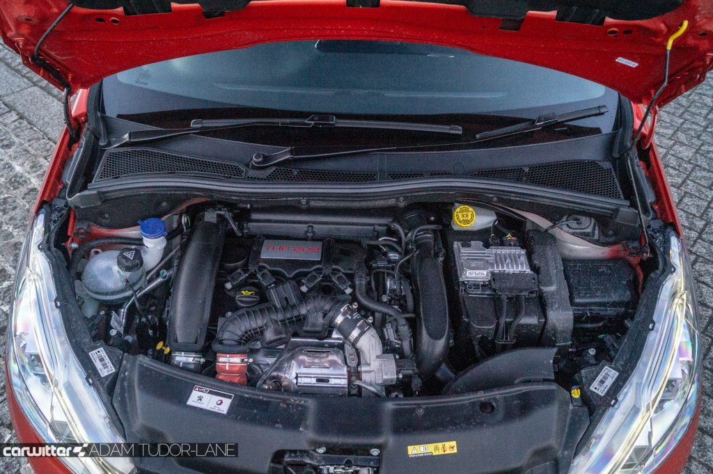 2018 Peugeot 208 GTi by Peugeot Sport Review Engine carwitter 1024x681 - Top 10 Things Car Geeks Can Do During Lockdown - Top 10 Things Car Geeks Can Do During Lockdown