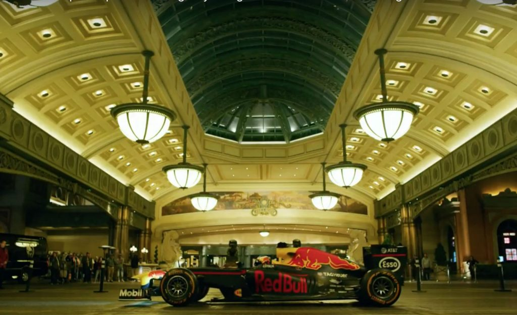Aston Martin Red Bull Las Vegas carwitter 1024x624 - F1, you need to do this more. A lot more. - F1, you need to do this more. A lot more.