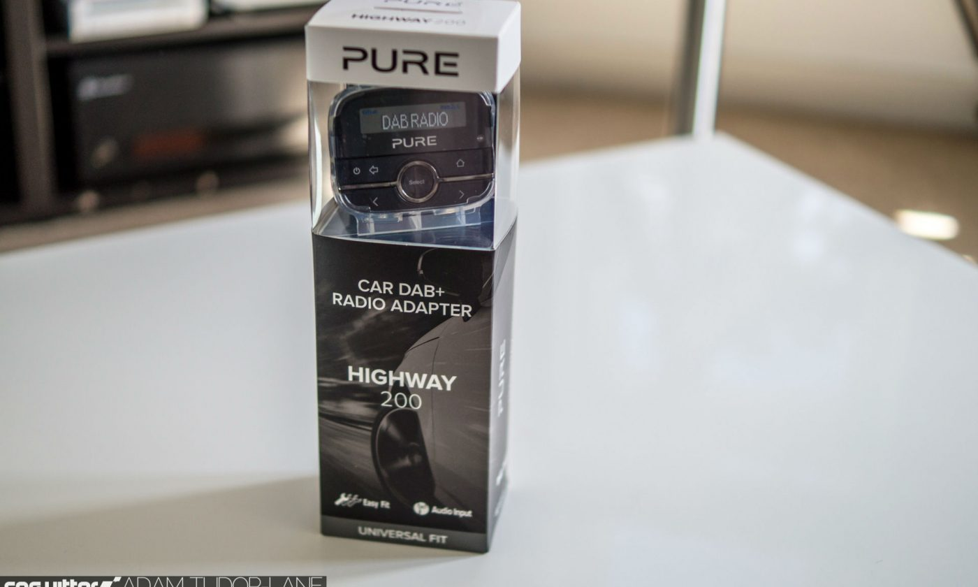 Pure DAB Highway 200 Review 009 carwitter 1400x840 - Pure Highway 200 DAB Radio Review - Pure Highway 200 DAB Radio Review