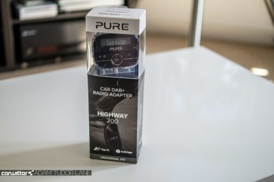 Pure DAB Highway 200 Review 009 carwitter 400x266 - Pure Highway 200 DAB Radio Review - Pure Highway 200 DAB Radio Review