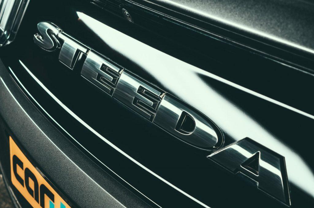 Steeda Q500 Review Rear Logo carwitter 1024x681 - Steeda Q500 Mustang Review - Steeda Q500 Mustang Review