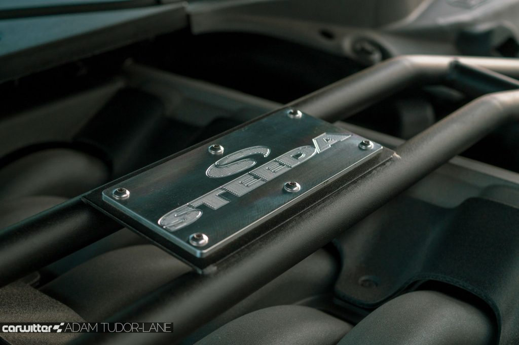 Steeda Q500 Review Strut Brace carwitter 1024x681 - Steeda Q500 Mustang Review - Steeda Q500 Mustang Review