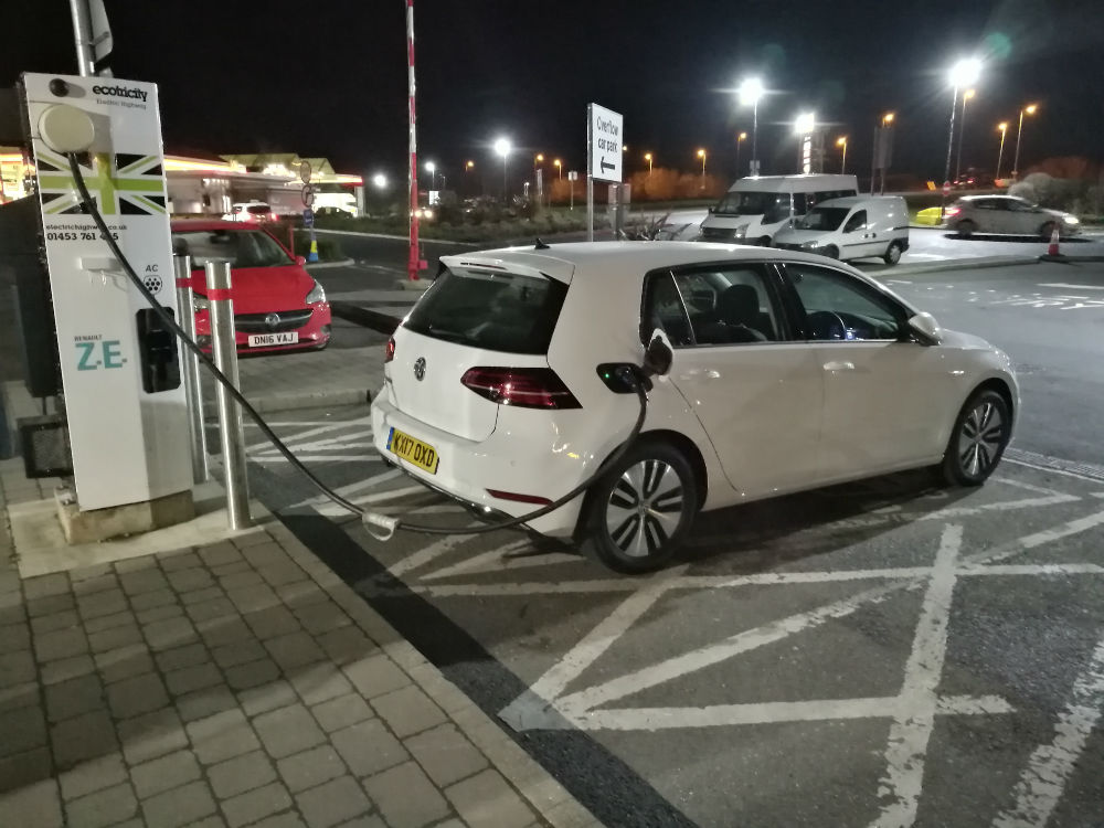 VW EGolf Drive Test Review 100 Miles 013 carwitter - Trying to drive 100 miles in an EV in 2018 - VW EGolf Drive Test Review 100 Miles - 013 - carwitter