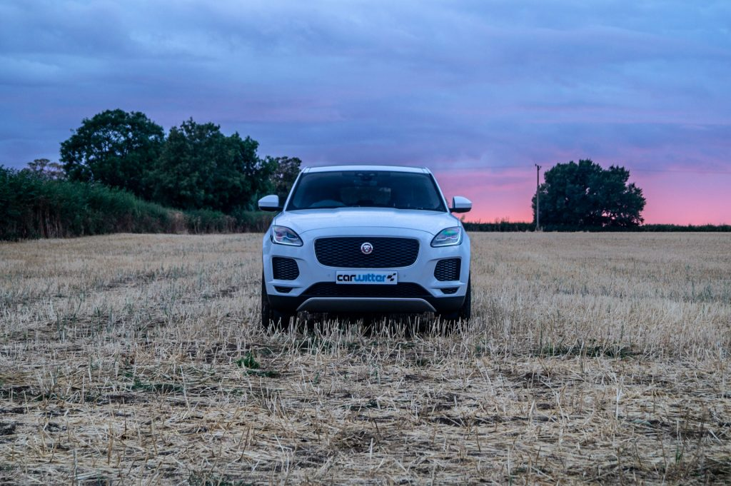 2018 Jaguar E Pace S Review Front carwitter 1024x681 - Jaguar E-Pace vs Range Rover Evoque - Jaguar E-Pace vs Range Rover Evoque