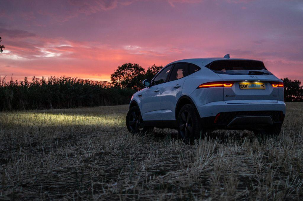 2018 Jaguar E Pace S Review Main Scene Low carwitter 1024x681 - Jaguar E-Pace vs Range Rover Evoque - Jaguar E-Pace vs Range Rover Evoque