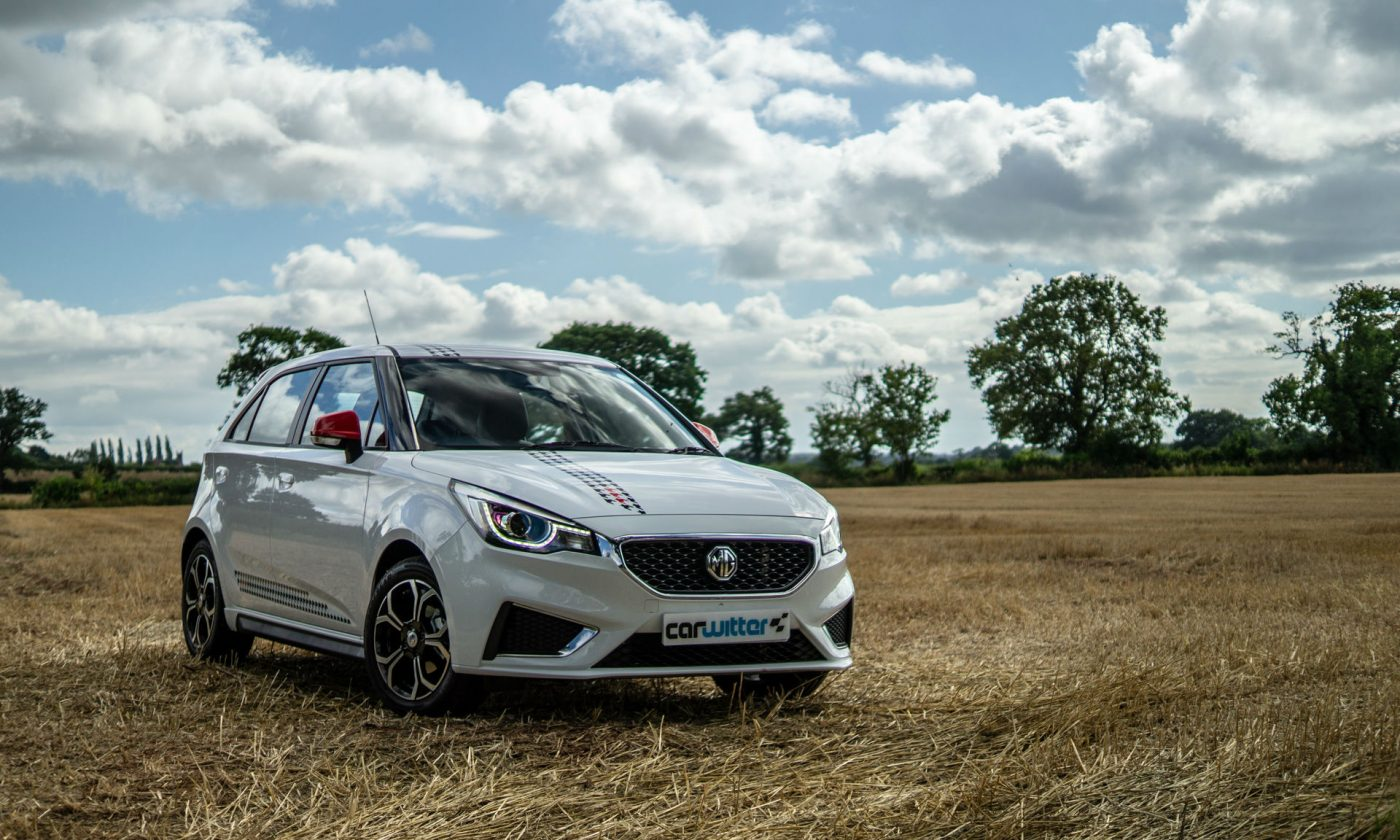 2018 MG3 Review Front Angle Low carwitter 1400x840 - 2018 MG3 Review - 2018 MG3 Review
