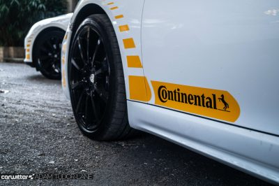 Continental Tyres Black Chili Driving Experience 009 carwitter 400x266 - Top 3 Reasons to Never Mix Tyres Across The Same Axle - Top 3 Reasons to Never Mix Tyres Across The Same Axle