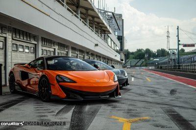 McLaren 600LT Review Hungaroring Front Track carwitter 400x266 - McLaren 600LT Review - McLaren 600LT Review