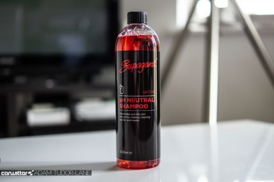 Supagard pH Neutral Shampoo Review 003 carwitter 400x266 - Supagard pH Neutral Shampoo Review - Supagard pH Neutral Shampoo Review