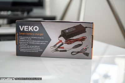Veko Smart Battery Charger Review 002 carwitter 400x266 - Veko Smart Battery Charger Review - Veko Smart Battery Charger Review