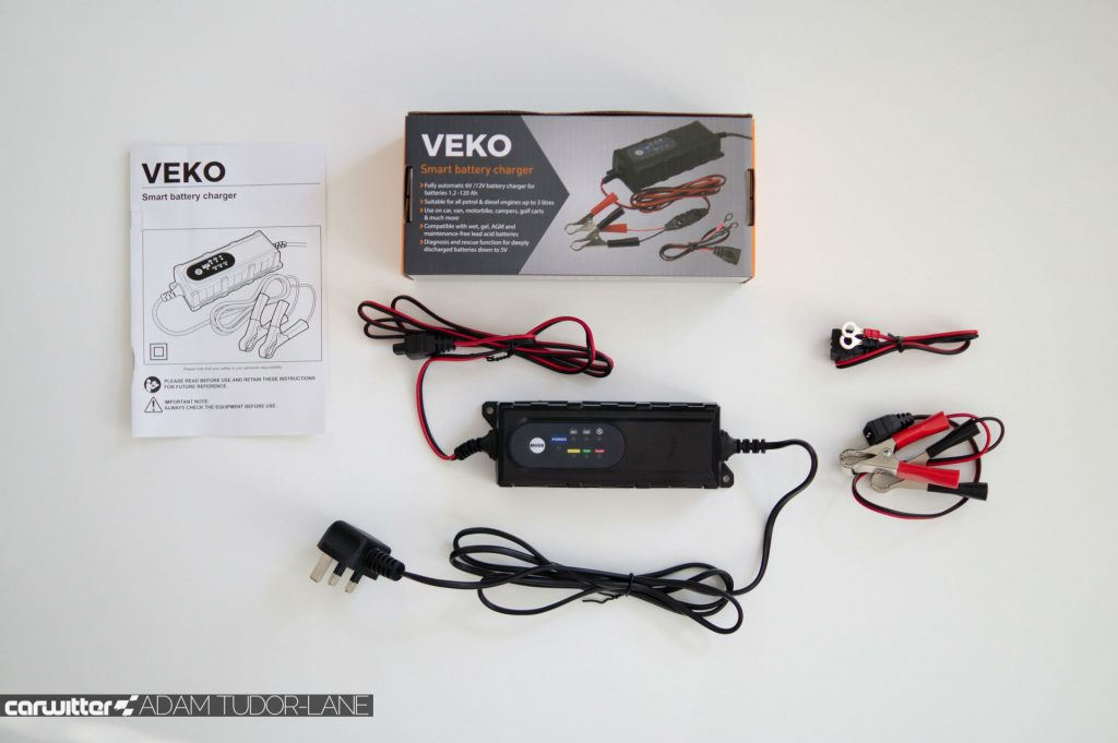 Veko Smart Battery Charger Review 004 carwitter 1024x681 - Veko Smart Battery Charger Review - Veko Smart Battery Charger Review