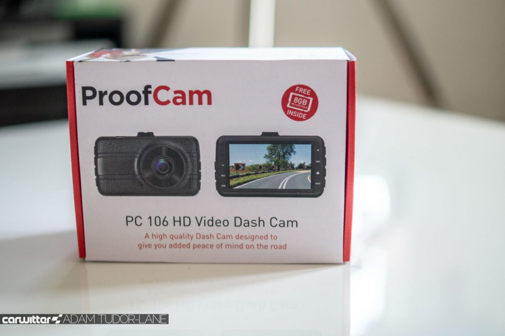 ProofCam PC 106 HD Dash Cam Review 003 carwitter 1024x681 - ProofCam PC 106 Forward Facing HD Dash Cam Review - ProofCam PC 106 Forward Facing HD Dash Cam Review
