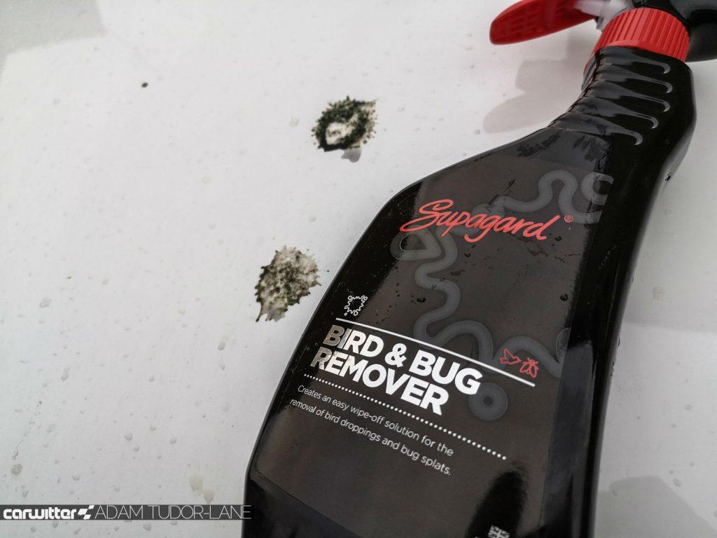 Supagard Bird Bug Remover Review 001 carwitter 1024x768 - Supagard Bird & Bug Remover - Supagard Bird & Bug Remover